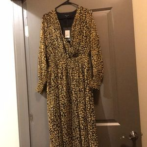 Dresses & Skirts - Who What Wear leopard dress